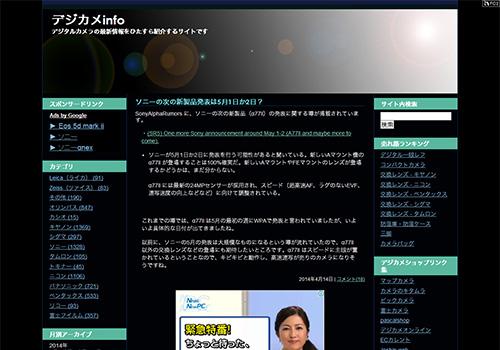 Sony α77II