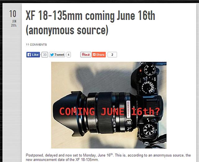 FUJIFILM XF18-135mm F3.5-5.6 R OIS WR