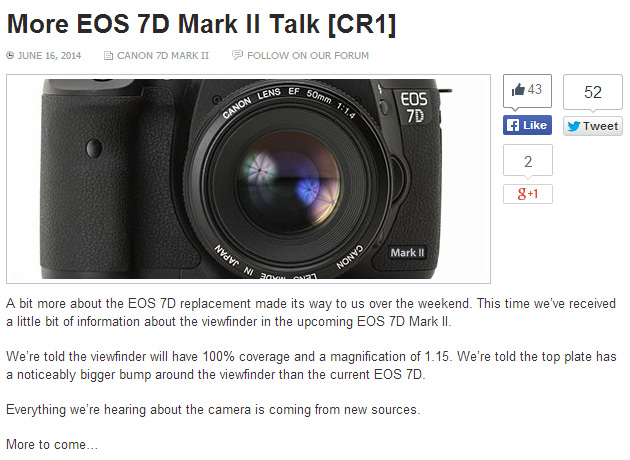 7D MarkIIはファインダー倍率が1.15倍