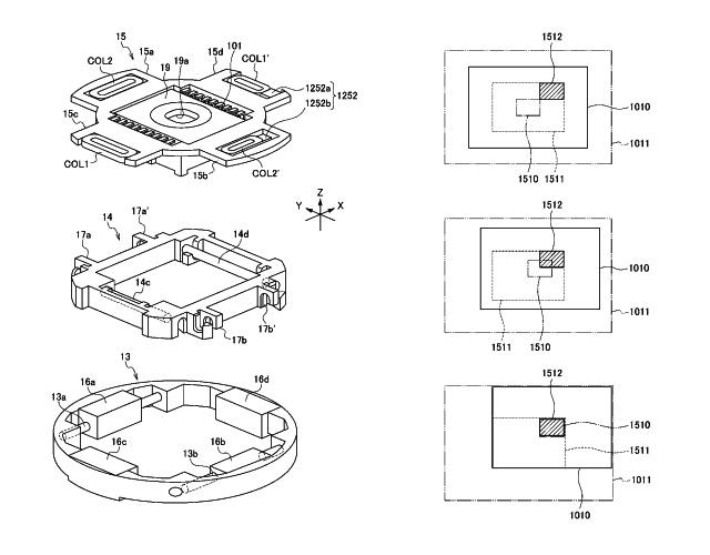 リコー(ペンタックス)が像面位相差AFのAFエリアを広げる特許を出願中