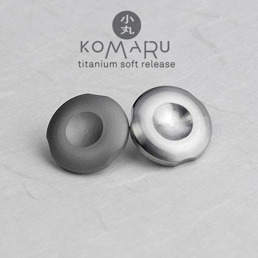 チタン製ソフトレリーズ「小丸」 : Komaru