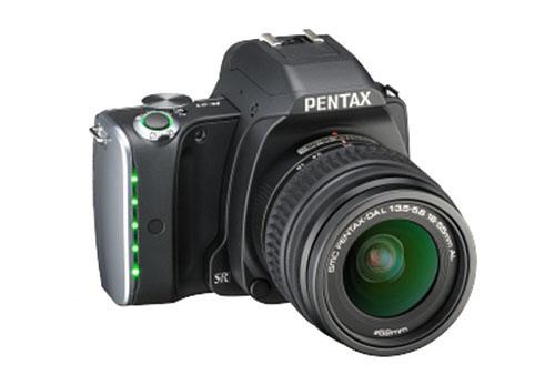 ペンタックス新型一眼レフ「PENTAX K-S1」