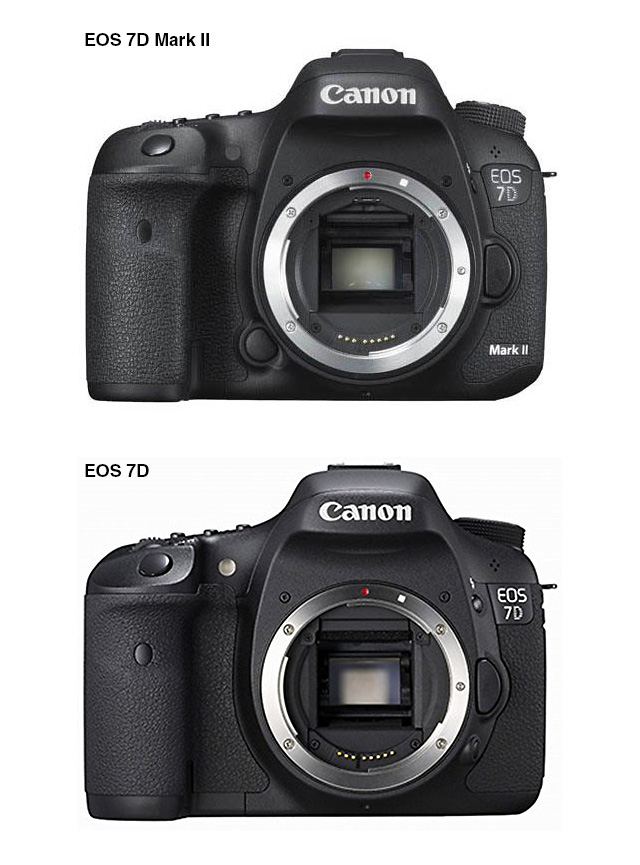 キャノン「EOS 7D Mark II」