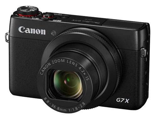キヤノンの1インチセンサーコンデジ「PowerShot G7 X」