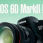 キヤノンEOS 6D Mark IIは、2800万画素、デュアルピクセルCMOS AF、タッチ式チルト液晶になる!?
