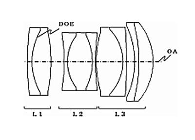 キヤノンが積層型回折光学素子を使った「EXTENDER EF2×DO」を開発中!?