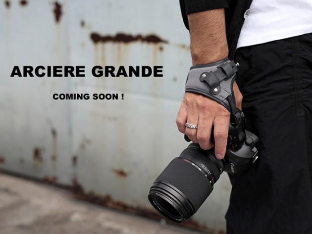 ULYSSES ハンドストラップ「アルチェーレ・グランデ」