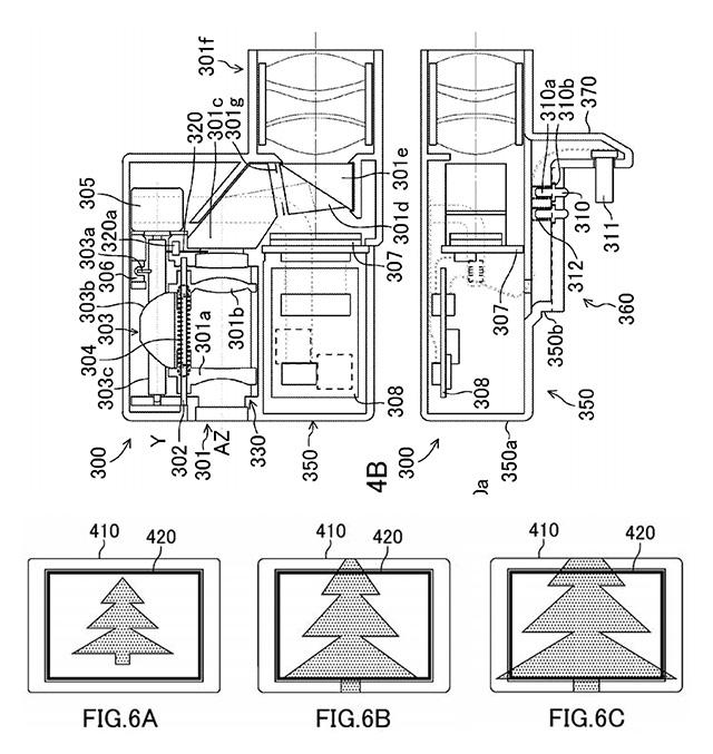 パナソニックがマイクロフォーサーズ用光学ファインダーを開発中!?