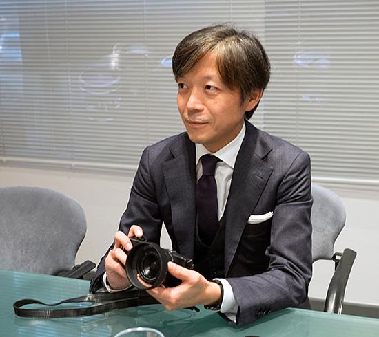 シグマ山木社長がフルサイズ用「18-35mm F1.8 DC HSM」を検討中と明言。
