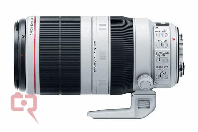 キヤノン「EF100-400mm F4.5-5.6L II IS」