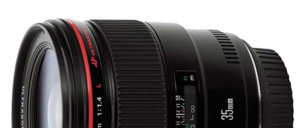 キヤノン EF35mm F1.4L USM II が2015年の第1四半期に登場!?