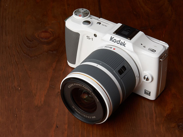 Kodak PIXPRO S-1 レビュー