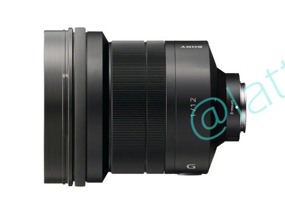 ソニー FE12mm T1.0 OSS!?