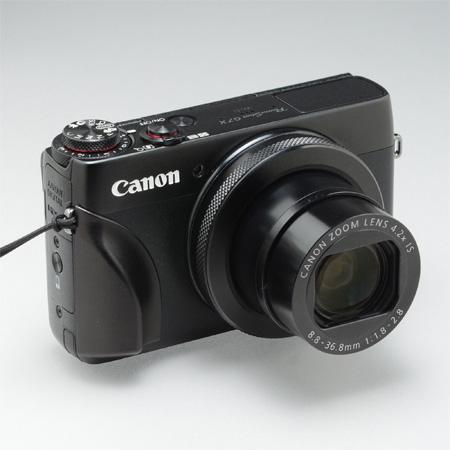 オリエンタルホビー限定販売「リチャードフラニエック Canon PowerShot G7 X専用カスタムグリップ」