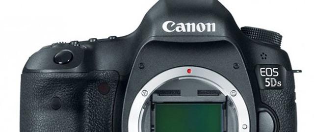 キヤノン 新しいEOS 5Dは3機種用意される!?高画素機は「5Ds」で、ローパスレス機も!?