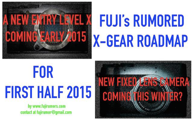 富士フイルム 2015年上半期に登場する新製品の噂まとめ