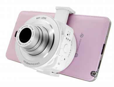 レンズスタイルカメラ「JQ-1」