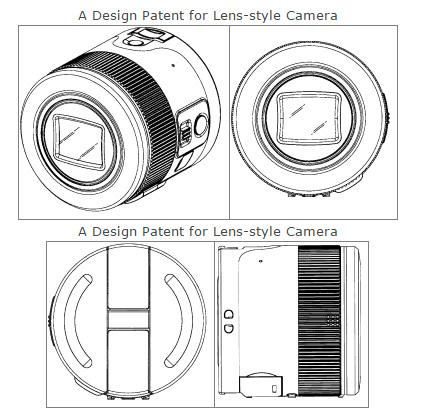 信泰光學(Sintai Optical) のレンズスタイルカメラ
