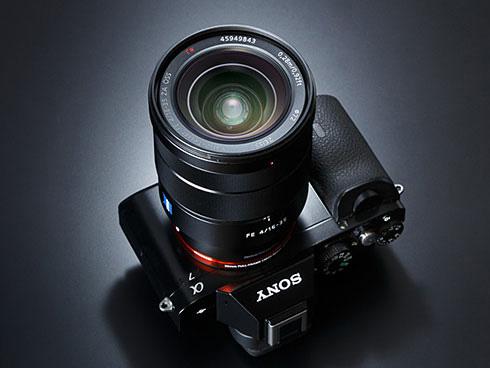 ソニー Vario-Tessar T* FE 16-35mm F4 ZA OSS レビュー