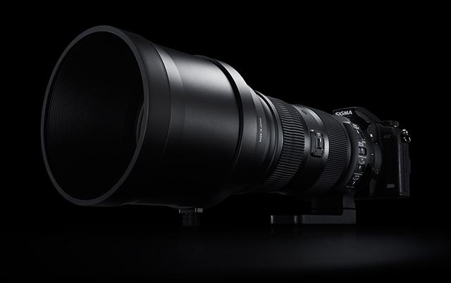 SIGMA 150-600mm F5-6.3 DG OS HSM | Sports 流し撮り用手ブレ補正が、縦方向・斜め方向に対応。その名も「Intelligent OS」
