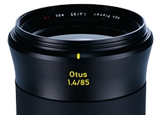 Carl Zeiss Otus 1.4/85 レビュー