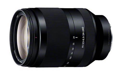 ソニー FE24-240mm F3.5-6.3 OSS