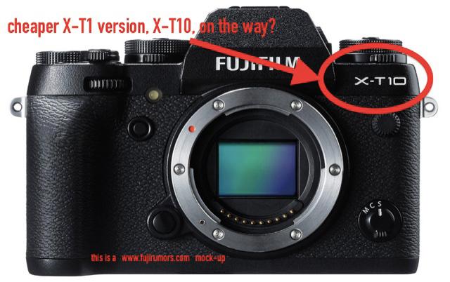 富士フイルム「X-T10」