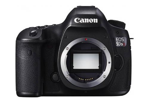 キヤノン 高画素フルサイズ機「EOS 5Ds R」