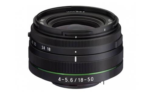 smc PENTAX-DA L 18-50mm F4-5.6 DC WR RE