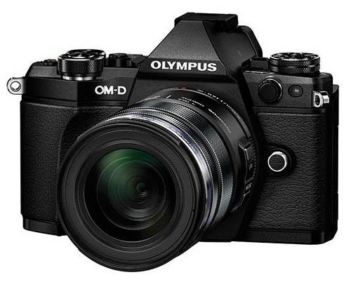 オリンパス「OM-D E-M5II」