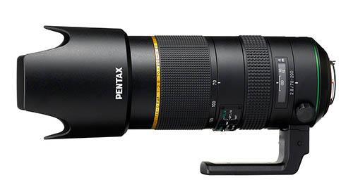HD PENTAX-D FA★70-200mm F2.8ED DC AW