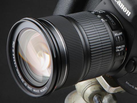 キヤノン EF24-105mm F3.5-5.6 IS STM レビュー