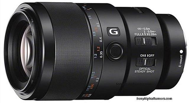 ソニー「FE90mm F2.8 G OSS Macro」