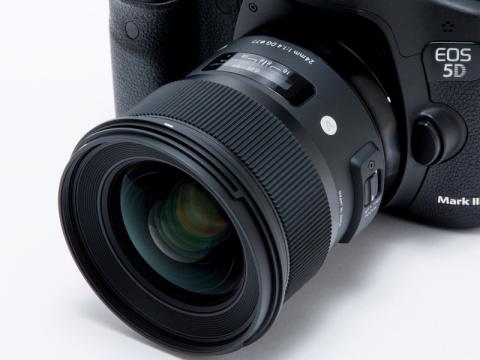 SIGMA 24mm F1.4 DG HSM   Art レビュー