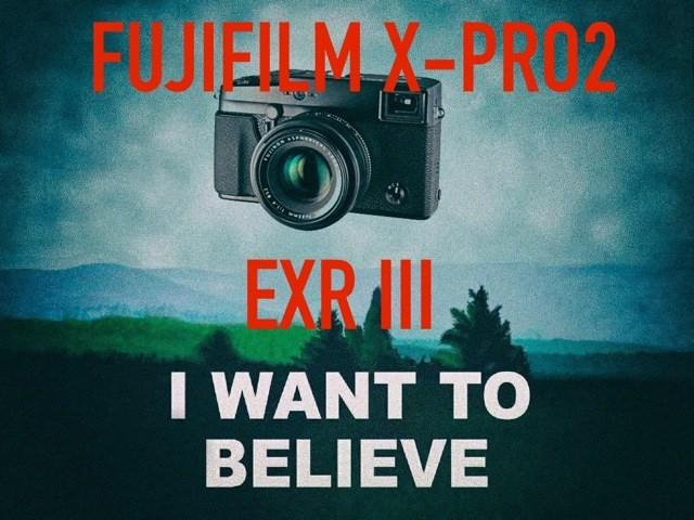 富士フイルム「X-Pro2」は「EXR Processor III」を搭載し、4K撮影に対応する!?