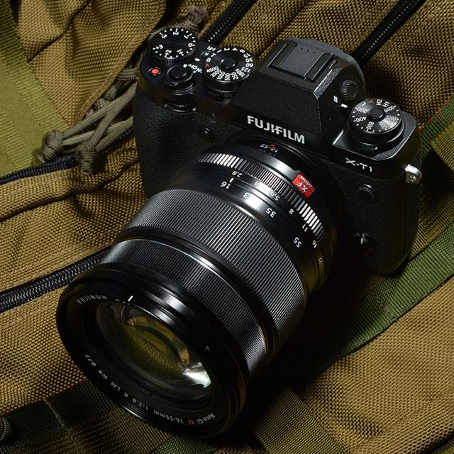 富士フイルム XF16-55mmF2.8 R LM WR レビュー「ズーム全域で開放から安定した描写を見せる写り。」