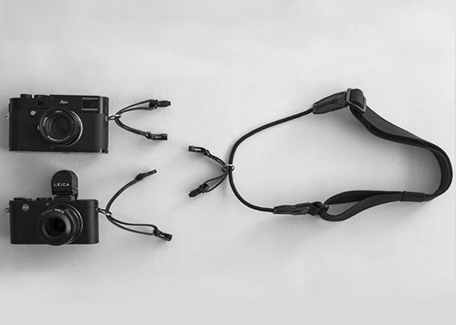 マップカメラ「BLACK TAG」の新作ストラップ「TYPE130 ver3 Multi」&「TYPE130 ver2 Leather」