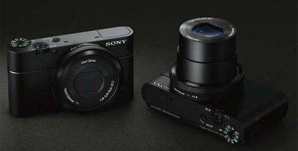 ソニー RX100M4 は、フォーサーズセンサーを採用!?