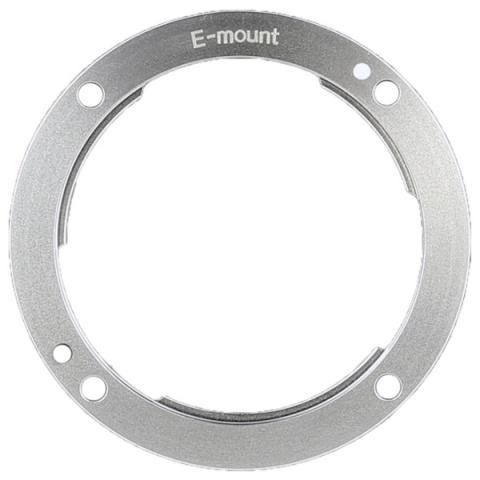 焦点工房のソニーEマウント強化パーツのステンレス版「SHOTEN METAL E-mount STA」