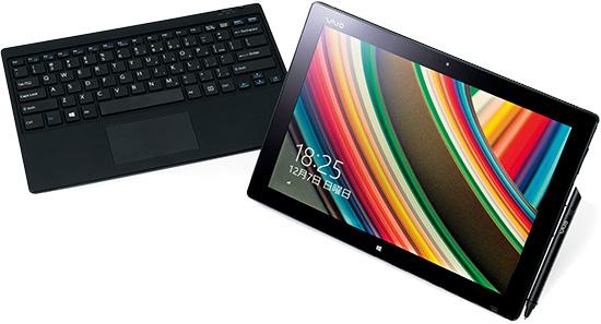 VAIO Prototype Tablet PC(VAIO Z Canvas) レビュー「キャリブレーション可能で、ColorEdgeと似た傾向の色に仕上げられる。」