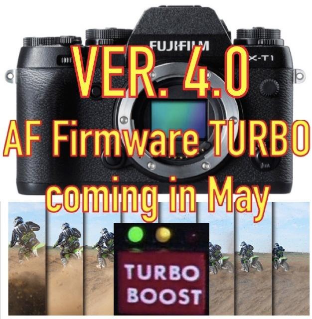 富士フイルム X-T1用ファームウェア Ver.4.0はAFが高速化し、全く新しいカメラを手にしているようになる!?