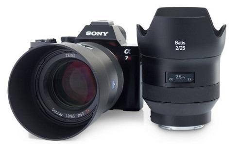 ツァイス AF可能なフルサイズEマウント用レンズ「Batis 2/25」&「Batis 1.8/85」を発表!