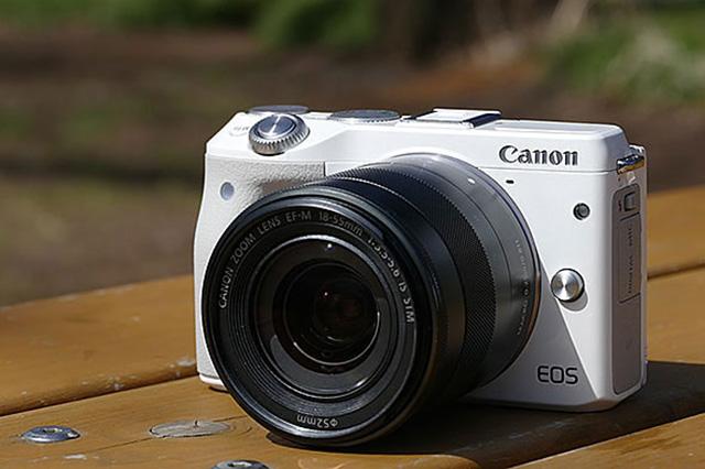 キヤノン EOS M3 レビュー「小型軽量でAPS-Cセンサーを使ったミラーレス一眼としては非常にバランスがよい」