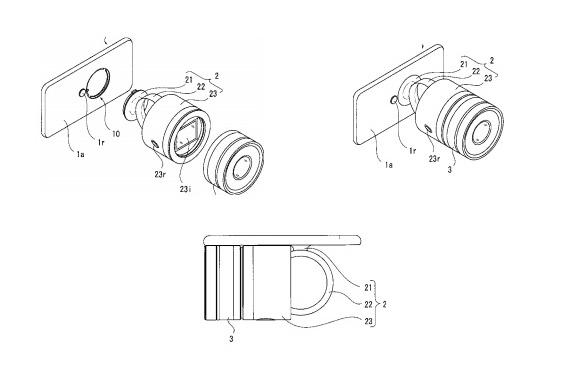 ソニーがチルト式のレンズスタイルカメラを開発中!?