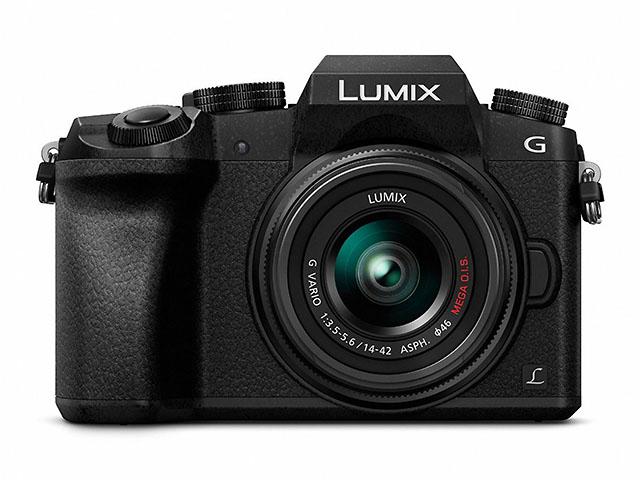 パナソニック LUMIX DMC-G7