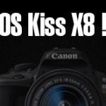 キヤノンKiss X7後継機(Kiss X8?)は、Kiss X7よりも小さくなる!?