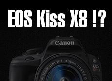 キヤノン EOS Kiss X8