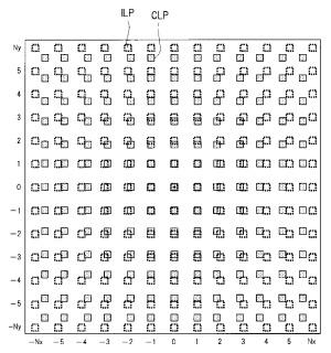 ルネサスの周辺画素をシフトした多層センサーの特許。