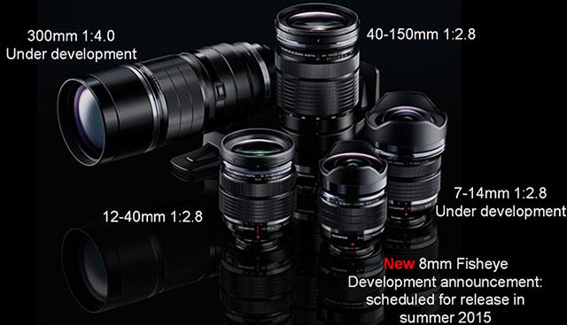オリンパス M.ZUIKO DIGITAL ED 7-14mm F2.8 PRO は、6月下旬~7月上旬に出荷!?M.ZUIKO DIGITAL ED 300mm F4 PROはリリースが遅れる!?
