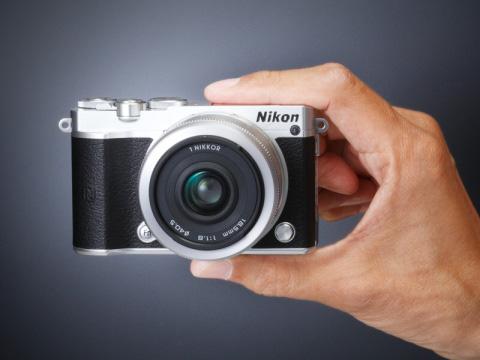 ニコン Nikon 1 J5 レビュー